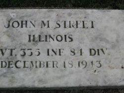 John Moses Street