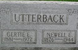 Newell E Utterback