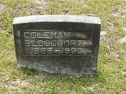 Emit Coleman Bloodworth