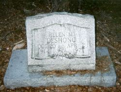 Helen M Deshong