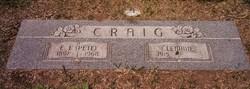 Ernest Floyd Pete Craig