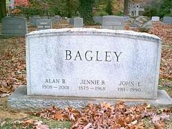 Alan B Bagley