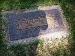 Charles Cecil Cox