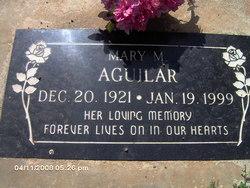 Mary M Aguilar