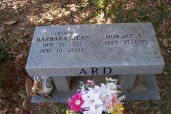 Barbara Jean Bobbi Ard