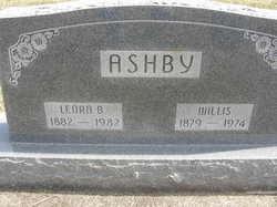 Leora B. <i>Brown</i> Ashby