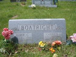 Carrie L. <i>Sutton</i> Boatright