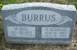 Davenport Achillis Burrus