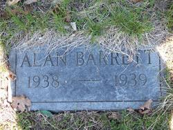Alan Barrett