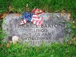 Frank E Barton