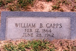 William Brown Capps