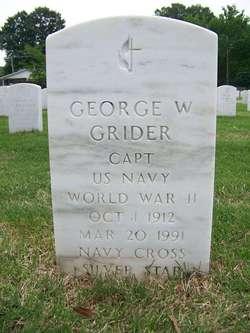 Capt George William Grider