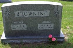 Hovie E. Browning