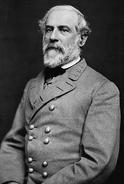 Gen Robert Edward Lee