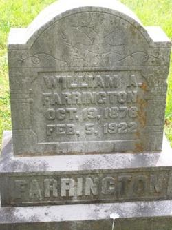William A. Farrington