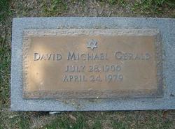 David Michael Gerald