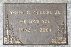 Joseph Charles Joey Currier, Jr