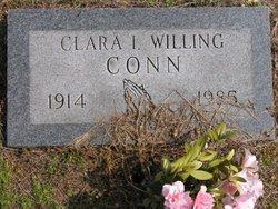 Clara <i>Willing</i> Conn