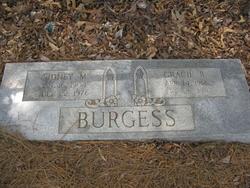 Sidney M Burgess