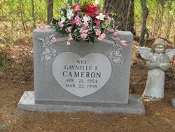 Gaynelle F Cameron