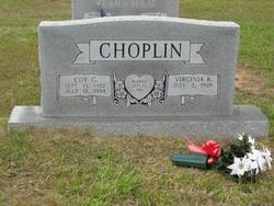 Virginia K Choplin