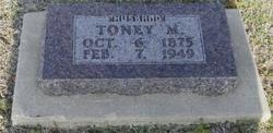 Toney Morris Adams