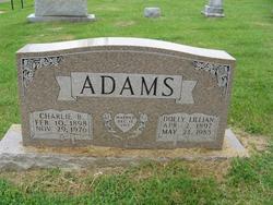 Dolly Lillian <i>Stephens</i> Adams