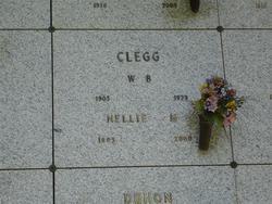 Walter B W B Clegg