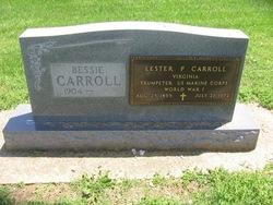 Lester P Carroll