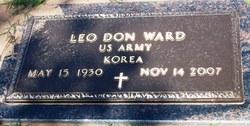 Leo Don Ward
