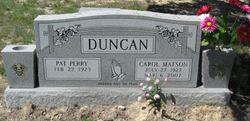 Carol Nell <i>Matson</i> Duncan