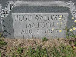 Hugo Waldmer Matson