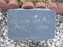 Adelaida Gallegos