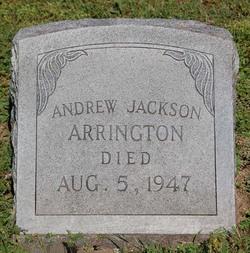 Andrew Jackson Arrington