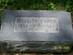 Melvina <i>Stone</i> Baker
