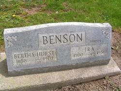 Ira Benson