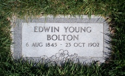 Edwin Young Bolton