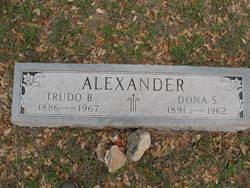 Dona S. Alexander