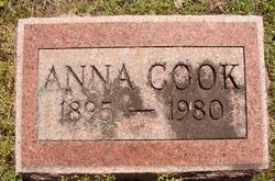Anna <i>Wickman</i> Cook