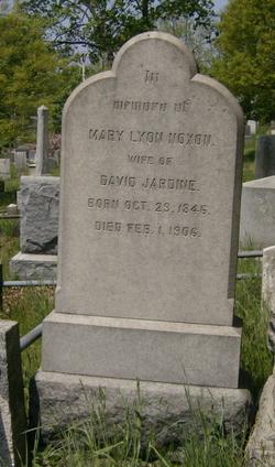 Mary Lyon <i>Noxon</i> Jardine