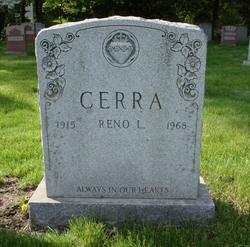 Reno L Cerra