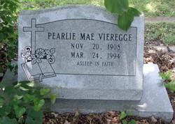 Pearlie Mae Vieregge