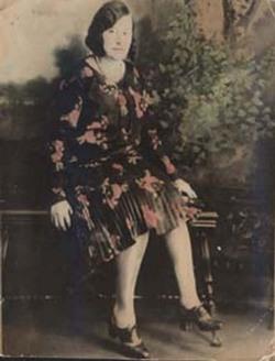 Hallie Mae <i>Henry</i> Hopwood