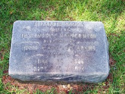 Elizabeth Blanche <i>Norris</i> Montgomery