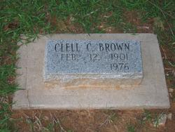 Clell Clayton Brown