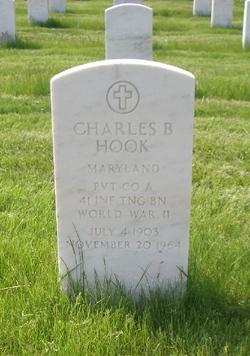Charles B Hook