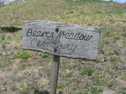 Beaver Meadow Cemetery