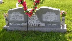 Delores J. <i>Burns Adair</i> Asher
