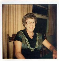 Elizabeth Marie Betty <i>Johns</i> Meyer