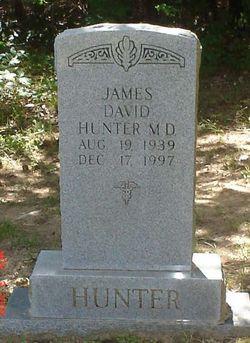 Dr James David Hunter